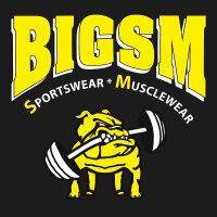 BIG SM SPORTSWEAR MUSCLEWEAR