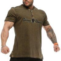 Knopf T-Shirt 2887
