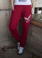 Lady Fitnesspants 5504 bordeaux