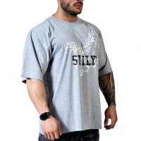 T-Shirt 6312 graumelange