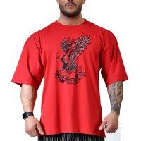 T-Shirt 6314 bordeaux
