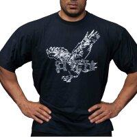 T-Shirt 6301 dunkelblau