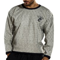 Sweatshirt 6700 dunkel natur