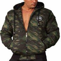 Camouflage KAPUZENJACKE 4060