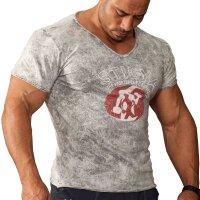 T-Shirt 2870 grau