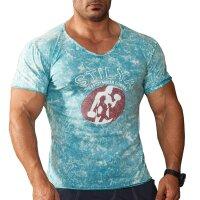 T-Shirt 2867 türkis