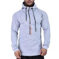 Sweatshirt 4688 grau