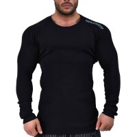 Sweatshirt 4689 schwarz