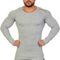 Sweatshirt 4690 grau