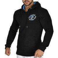 Sweatshirt 4691 schwarz
