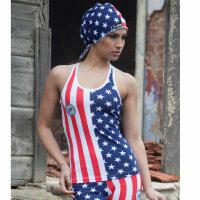 Lady Tanktop USA 2203